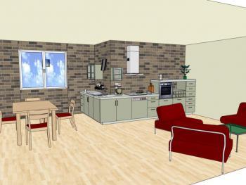 3D Návrhy,dětské,studentské,podkrovní pokoje prodejní stánky ...
